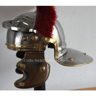 Elmo da centurione romano