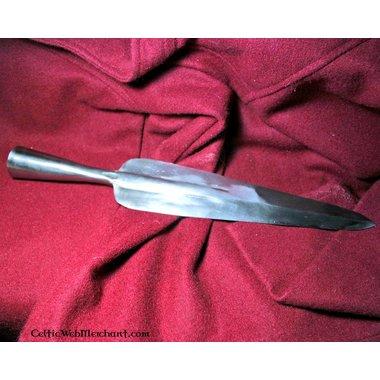 Fer de lance, 13ème siècle