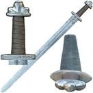 Viking sword Loki