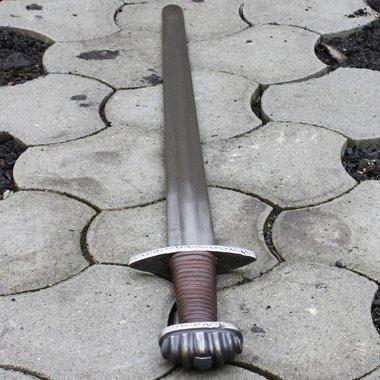 Epée Viking, Edda