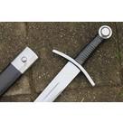 English battle sword
