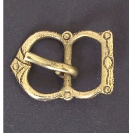 12th century Norman buckle