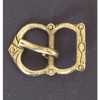 Boucle, normande, 12ème siècle