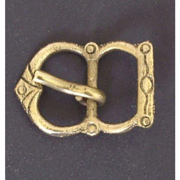 12de eeuwse Normandische gesp
