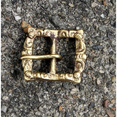 Fibbia deluxe XV secolo
