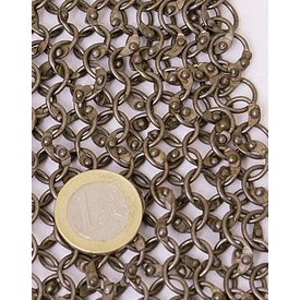Ulfberth 1 kg round chainmail rings-round rivets