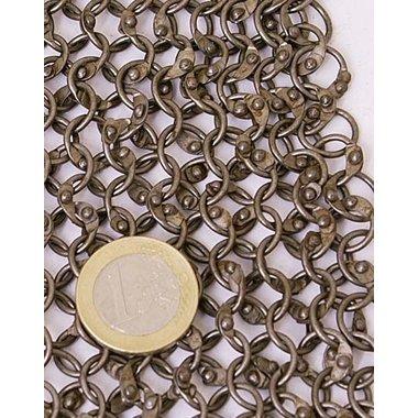 1 kg d'anneaux ronds-rivets ronds
