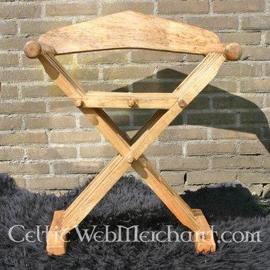 Chaise médiévale
