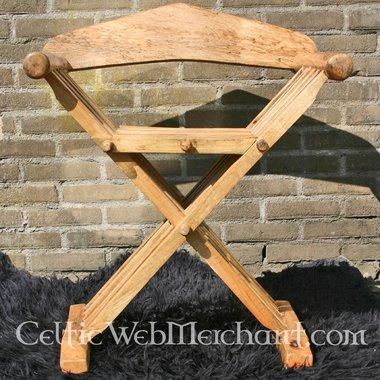 Middeleeuwse stoel