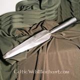 Battle-ready spearhead, 37,5 cm