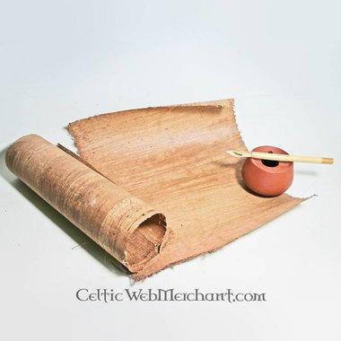 Hoja de papiro antiguo 40x30 cm