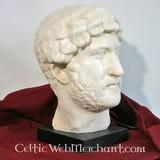 Bust emperor Hadrianus