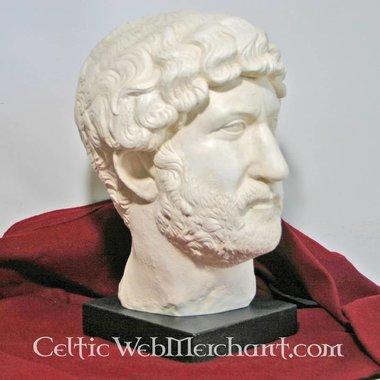 Buste de l'empereur Hadrien