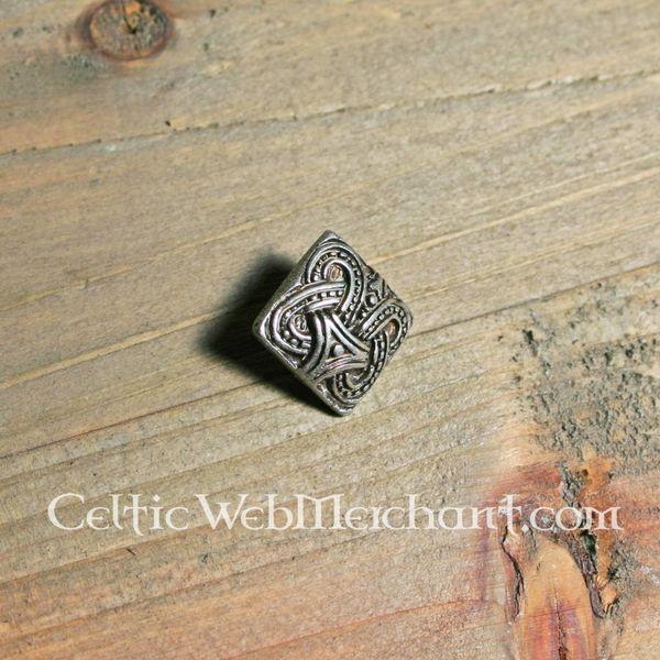 estilo Borre nudo de montaje de la correa de Viking