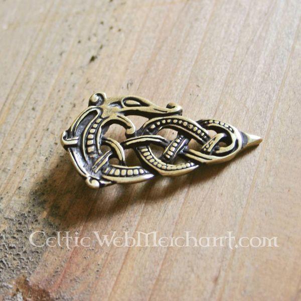 Embout de ceinture, Serpent Midgard