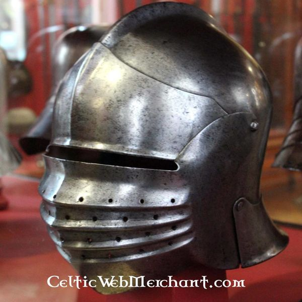 Marshal Historical Sallet Wallace collection