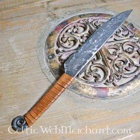 Celtic La Tene nóż Lugdunium