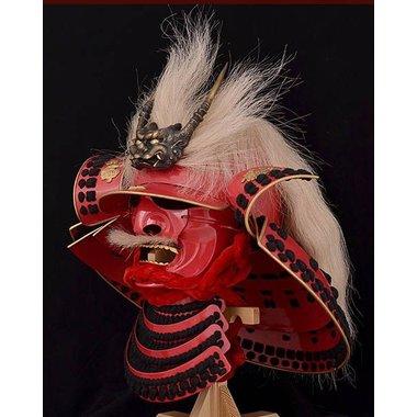 Elmo Takeda Shingen Kabuto