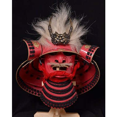 Takeda Shingen Kabuto helmet