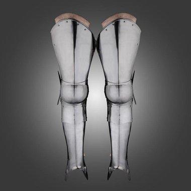 Armadura de pierna completa