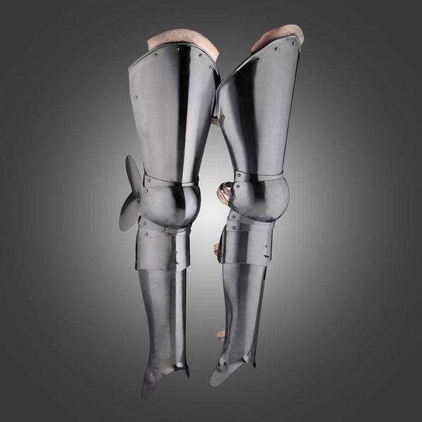 Marshal Historical Armadura de pierna completa