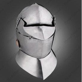 Marshal Historical Armet pour armure Avant