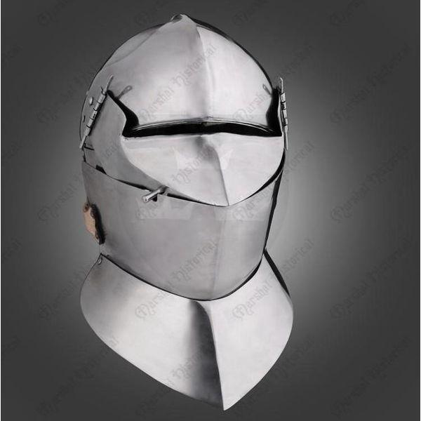 Marshal Historical Gesloten helm Avant harnas