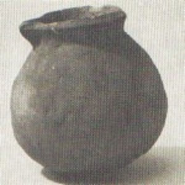 10th century conical cup