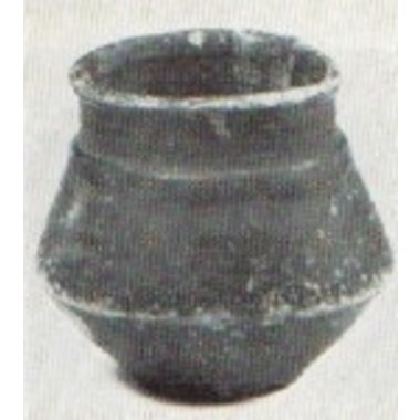 Barattolo primo medioevo 8 cm