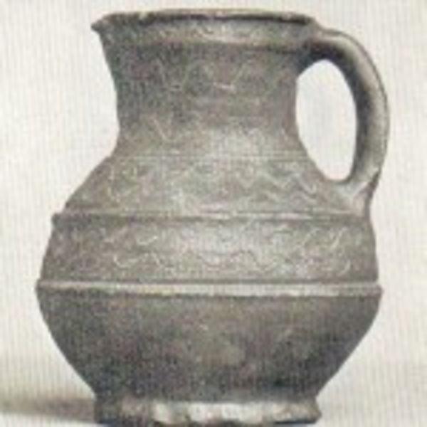 Carafe médiévale (1250-1350)