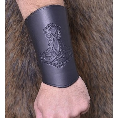 Pair of Viking wrist guards (long)