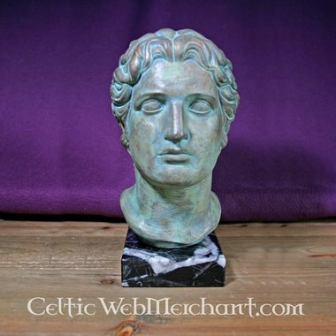 Busto Alessandro Magno