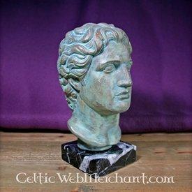 Buste af Alexander den Store