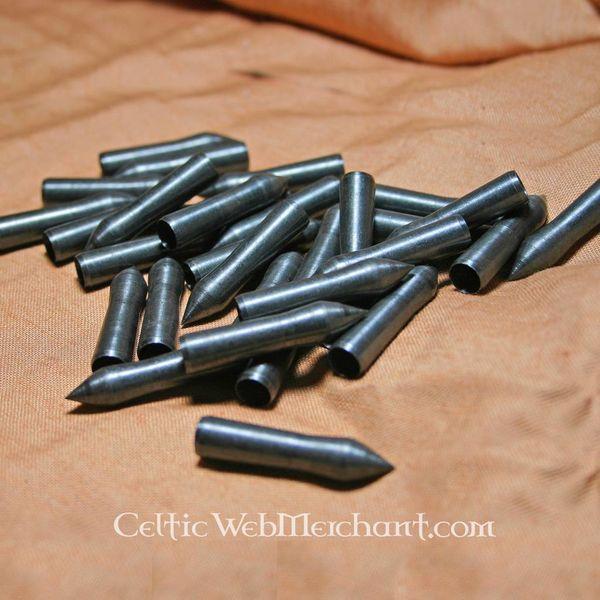 """Punte di freccia storica, 125 grani, 11/32"""""""