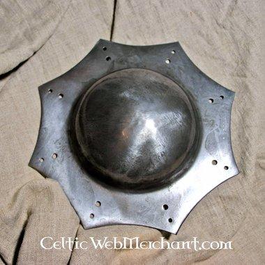 Umbo de bouclier,15ème siècle