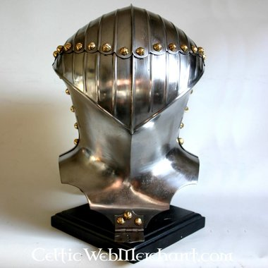 German frog-faced helmet