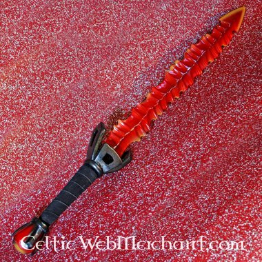 LARP feu de l'enfer épée