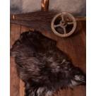 Noorse schapenvacht zwart