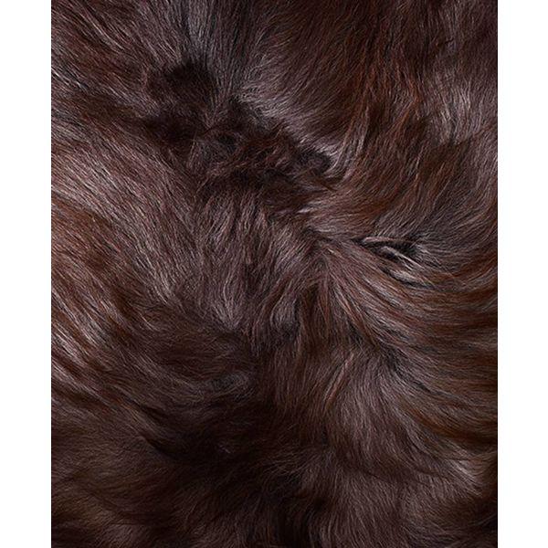 Nordic sheepskin black