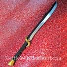 GN Epée d'elfes, prête au combat