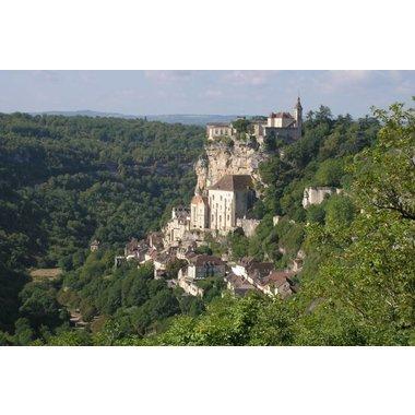 Distintivo medievale Rocamadour