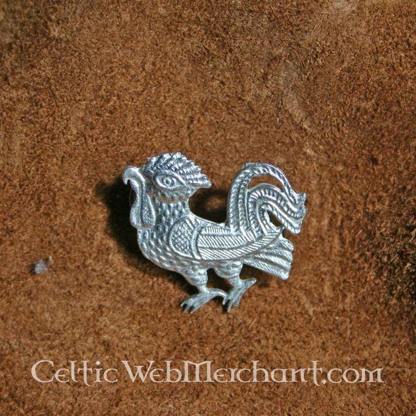 Distintivo medievale galletto