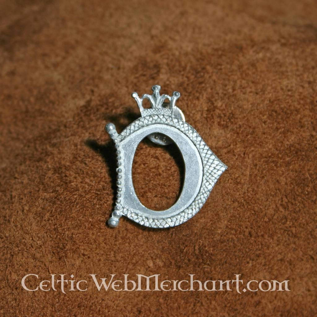 Badge dominus 14de 15de eeuws - Outs idee open voor levende ...