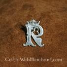 Badge Letter R (Richard)