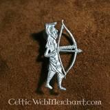 Dutch archery badge