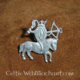 Distintivo vulva a cavallo