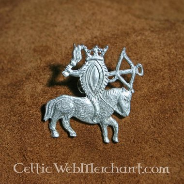 Badge vulva te paard