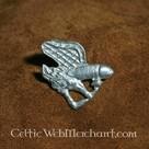 Badge Flying Phallus