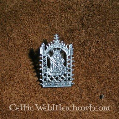 Badge vrouwe van Walsingham