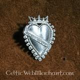 Badge 15th century lover's token